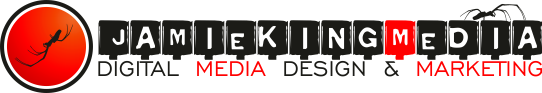Jamie King Media Logo